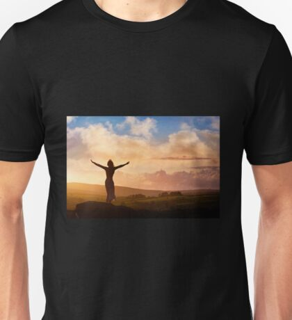 Freedom on Earth Unisex T-Shirt