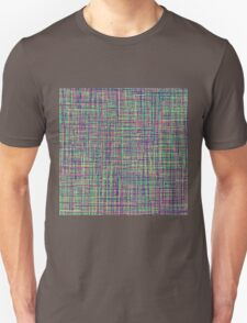 All Color lines: Red, Yellow, Green, .... Unisex T-Shirt