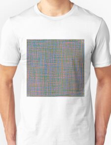 Mix of Lines, full of color Unisex T-Shirt