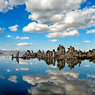 Mono Lake, California by Trine