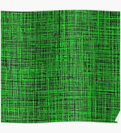 Green, Green, Green, Green Poster