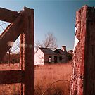 Old Shack by Kym Howard