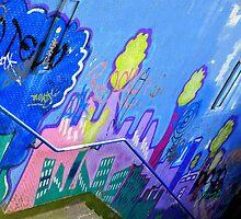 Graffiti  by Shubd