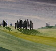 """Tuscan Terrain"" by Timothy Smith"