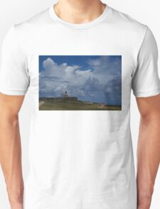 Dramatic Tropical Sky Over Old San Juan, Puerto Rico Unisex T-Shirt