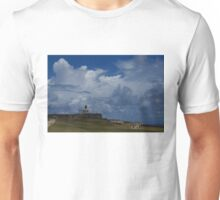 Dramatic Tropical Sky Over Old San Juan, Puerto Rico Unisex T-Shirt