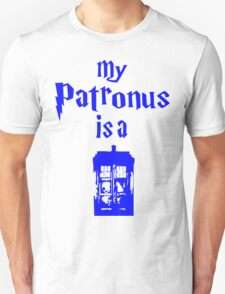my patronus is a tardis T-Shirt