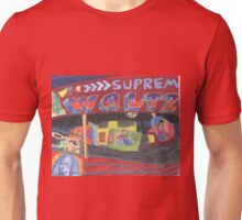Fun times on the Waltzer Unisex T-Shirt