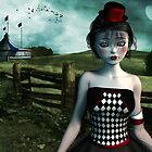 Leaving the circus by Britta Glodde