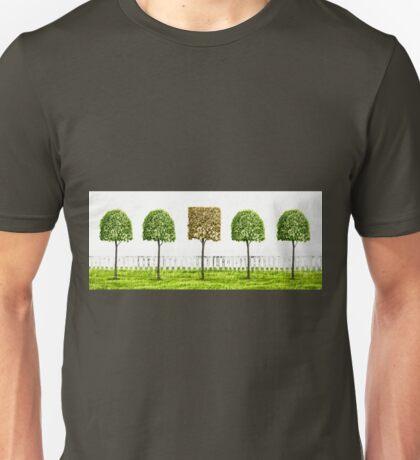 Tree Rebel Unisex T-Shirt