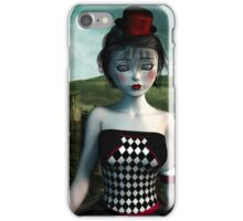 Leaving the circus iPhone Case/Skin