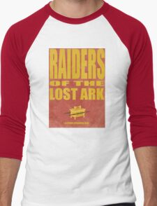 Raiders Of The Lost Ark Men's Baseball ¾ T-Shirt