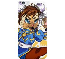 Monster Hunter Chun Li Skin iPhone Case/Skin