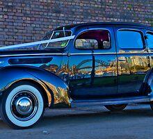 The Wedding Car - Sydney - Australia by Bryan Freeman