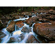 """Smoko Creek"" Photographic Print"