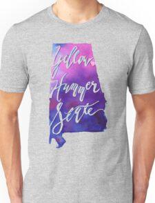 Alabama, the Yellowhammer State Unisex T-Shirt