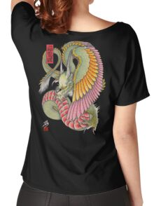 wing dragon  Women's Relaxed Fit T-Shirt