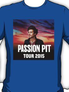 Passion Pit Tour 2015 T-Shirt