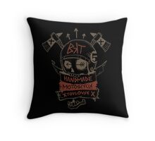 Street Tracker Throw Pillow