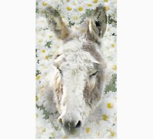 Donkey in the Daisies Unisex T-Shirt