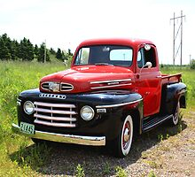 1948 Mercury Pickup by HALIFAXPHOTO