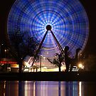 Wheel of Light by Sarah Howarth [ Photography ]
