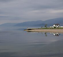 Loch Linnhe moods by Lorraine Parramore