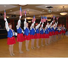 Yankee Doodle Dandy Photographic Print