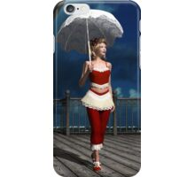 Three victorian ladies iPhone Case/Skin