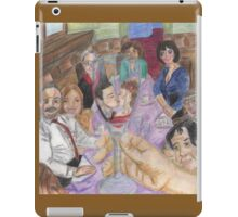 Reflections of a Wedding Day iPad Case/Skin