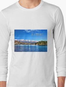 The Remarkables Long Sleeve T-Shirt