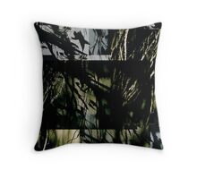 whispering veins... Throw Pillow