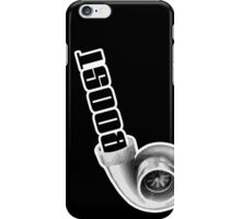 Turbo Boost iPhone Case/Skin