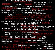 Resident Evil Quotes by Tvrs01001
