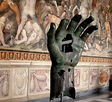 Hand of Constantine by kenpete