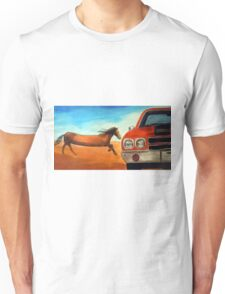 The Long Horse Unisex T-Shirt