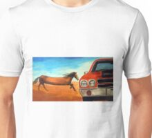 The Long Horse Unisex T-Shirt