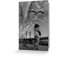 Bring me home tonight Greeting Card