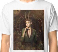 Capricorn Zodiac fantasy edition Classic T-Shirt