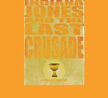 Indiana Jones and The Last Crusade Unisex T-Shirt