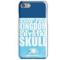 Indiana Jones and The Kingdom of The Crystal Skull iPhone Case/Skin