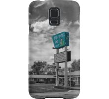Route 66 Blarney Inn Samsung Galaxy Case/Skin
