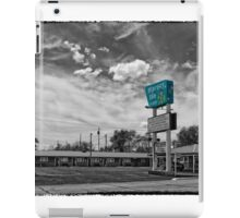 Route 66 Blarney Inn iPad Case/Skin