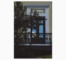 Elegant Tropical Balcony - the Beautiful Colonial Architecture of Old San Juan, Puerto Rico Kids Clothes