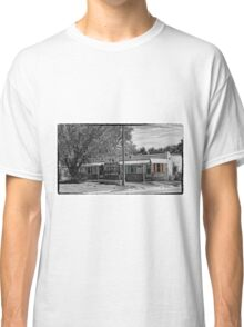 Route 66 West Winds Motel Classic T-Shirt