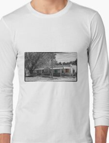 Route 66 West Winds Motel Long Sleeve T-Shirt