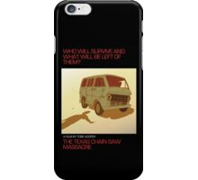 The Texas Chain Saw Massacre iPhone Case/Skin