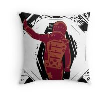 2001 - A Space Odyssey art work Throw Pillow