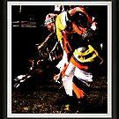 Tribal Dance I by wendyL