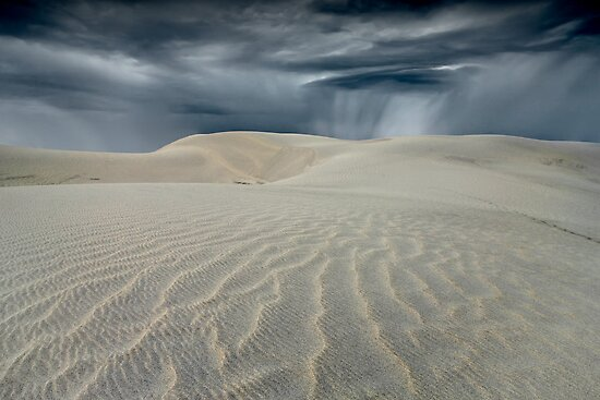 Killpecker Dunes by Cecil Whitt